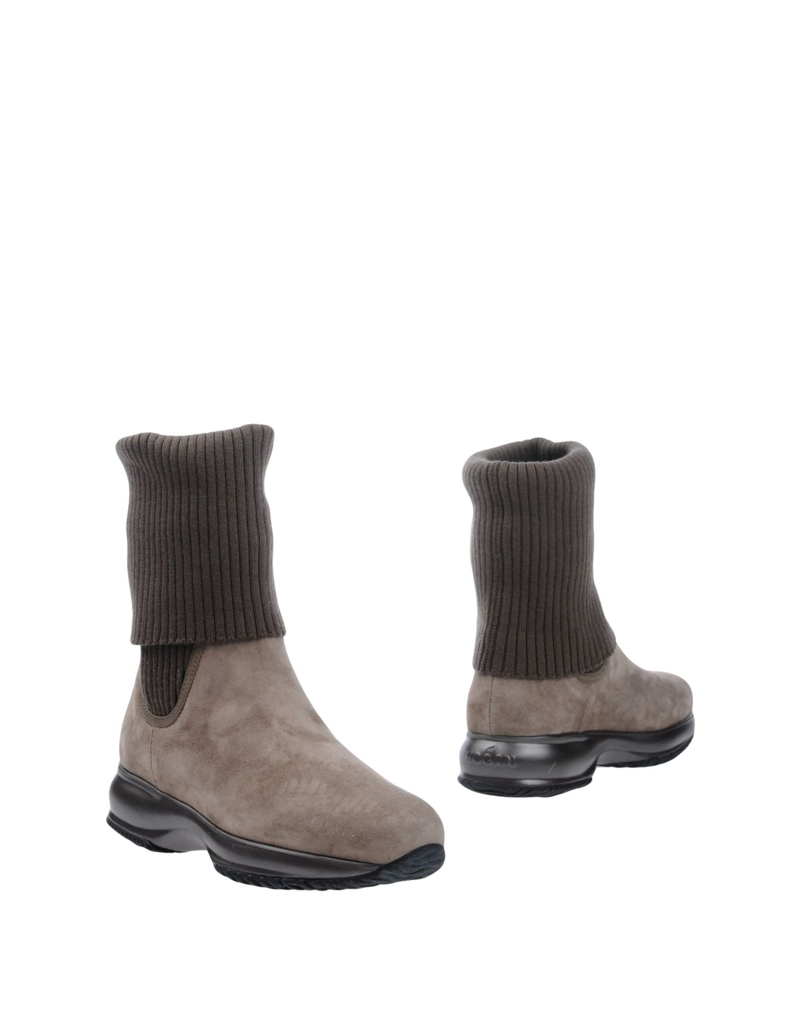 Rabatt Schuhe Hogan Stiefelette Damen  11254168JL