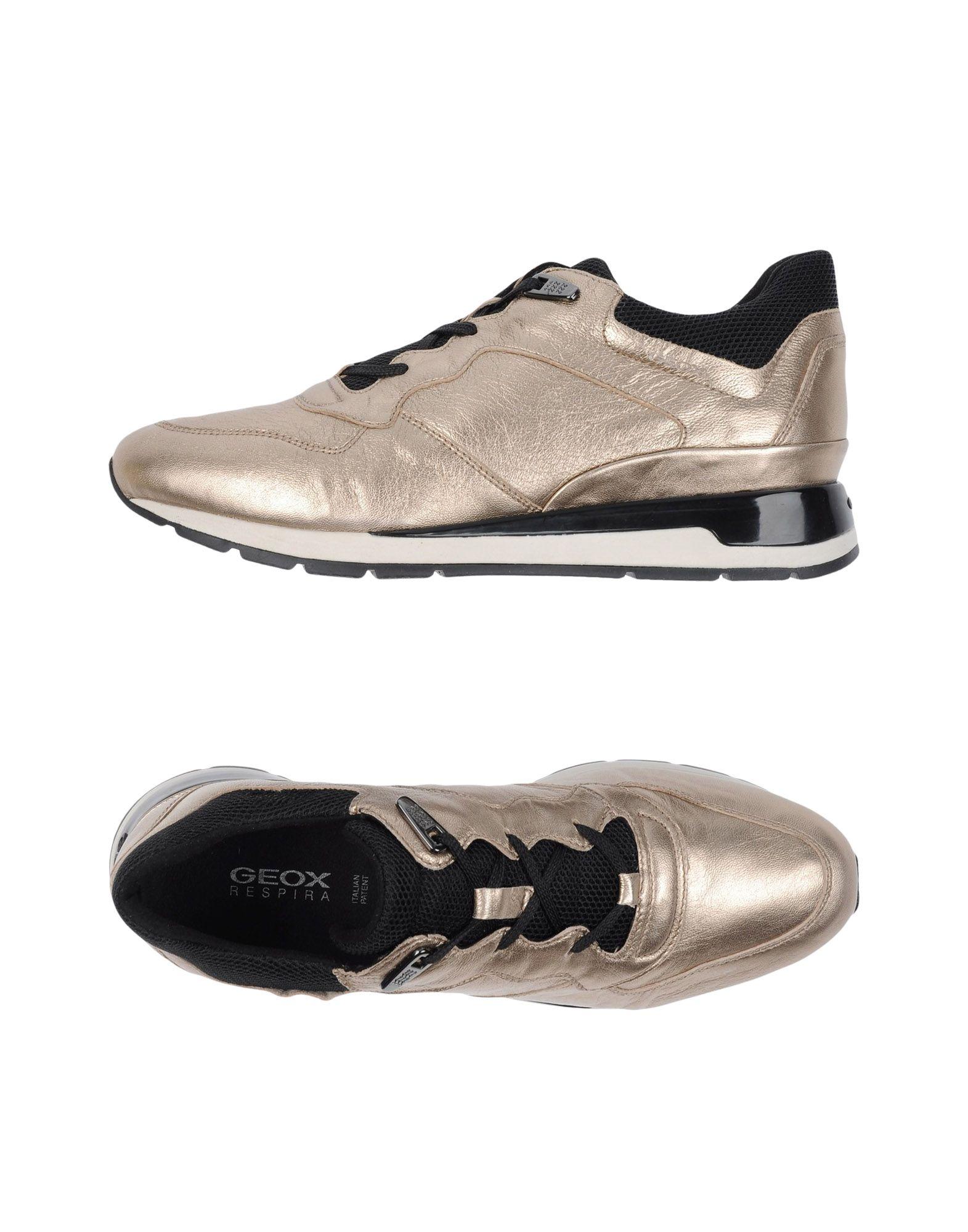 Gut um billige Schuhe zu tragenGeox Sneakers Damen  11254321QD