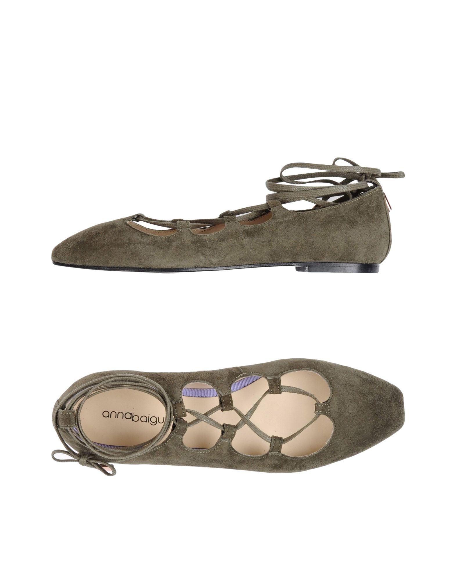 Anna Gute Baiguera Ballerinas Damen 11254389RR Gute Anna Qualität beliebte Schuhe c3b41e