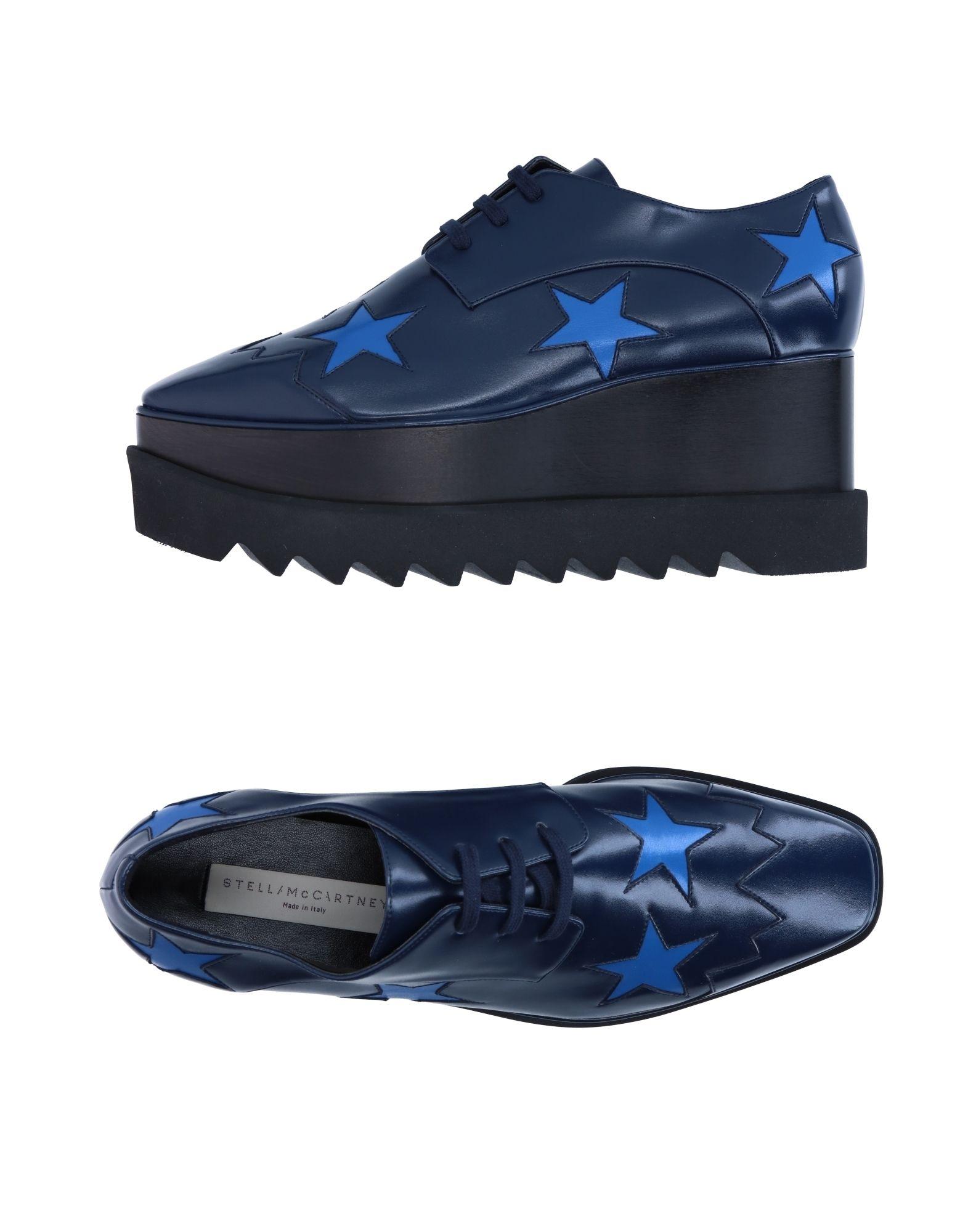 Stella Mccartney Schnürschuhe Damen  11254459QWGünstige gut aussehende Schuhe