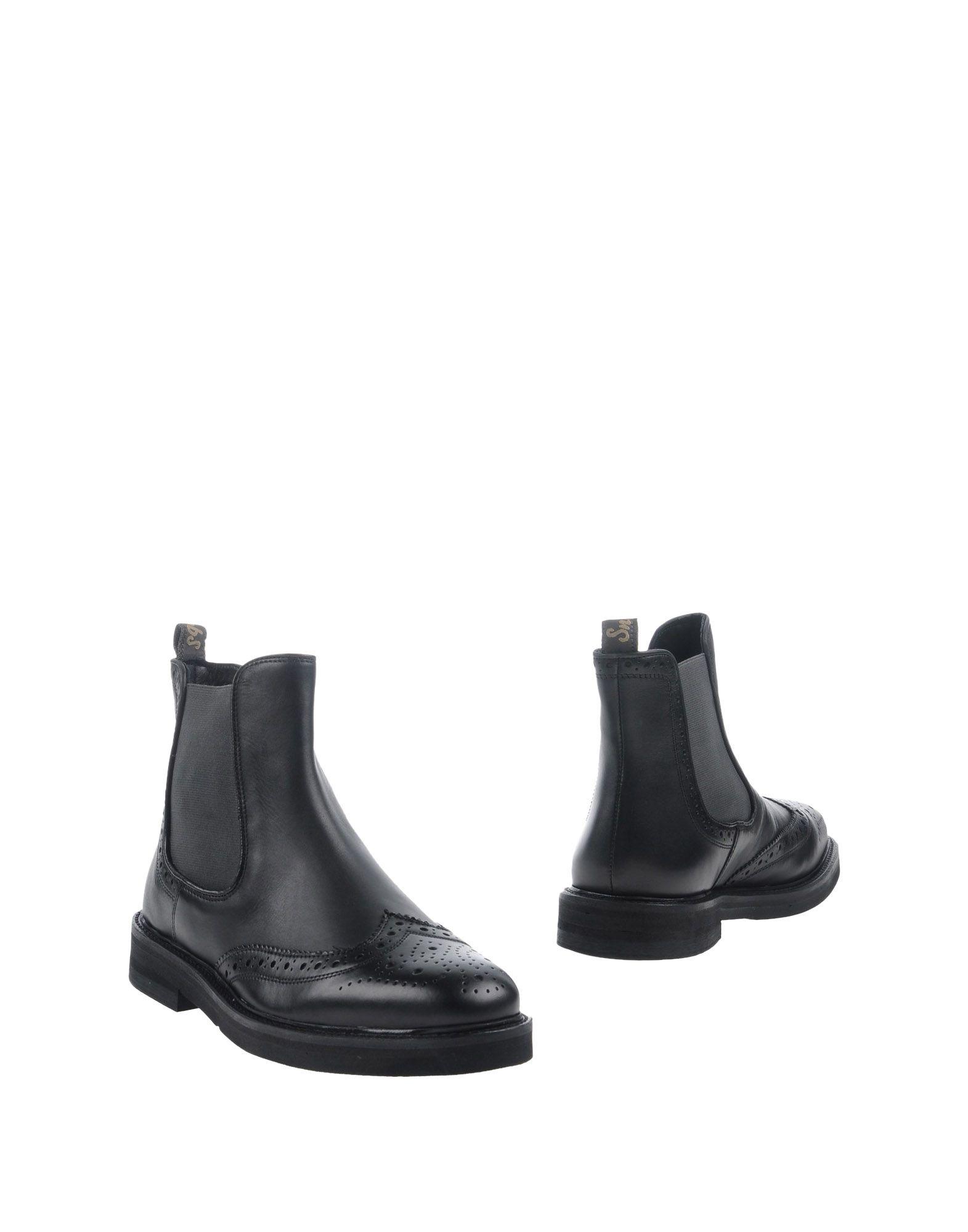 Rabatt echte Schuhe Herren Snobs® Stiefelette Herren Schuhe  11254689HV 2dfca0