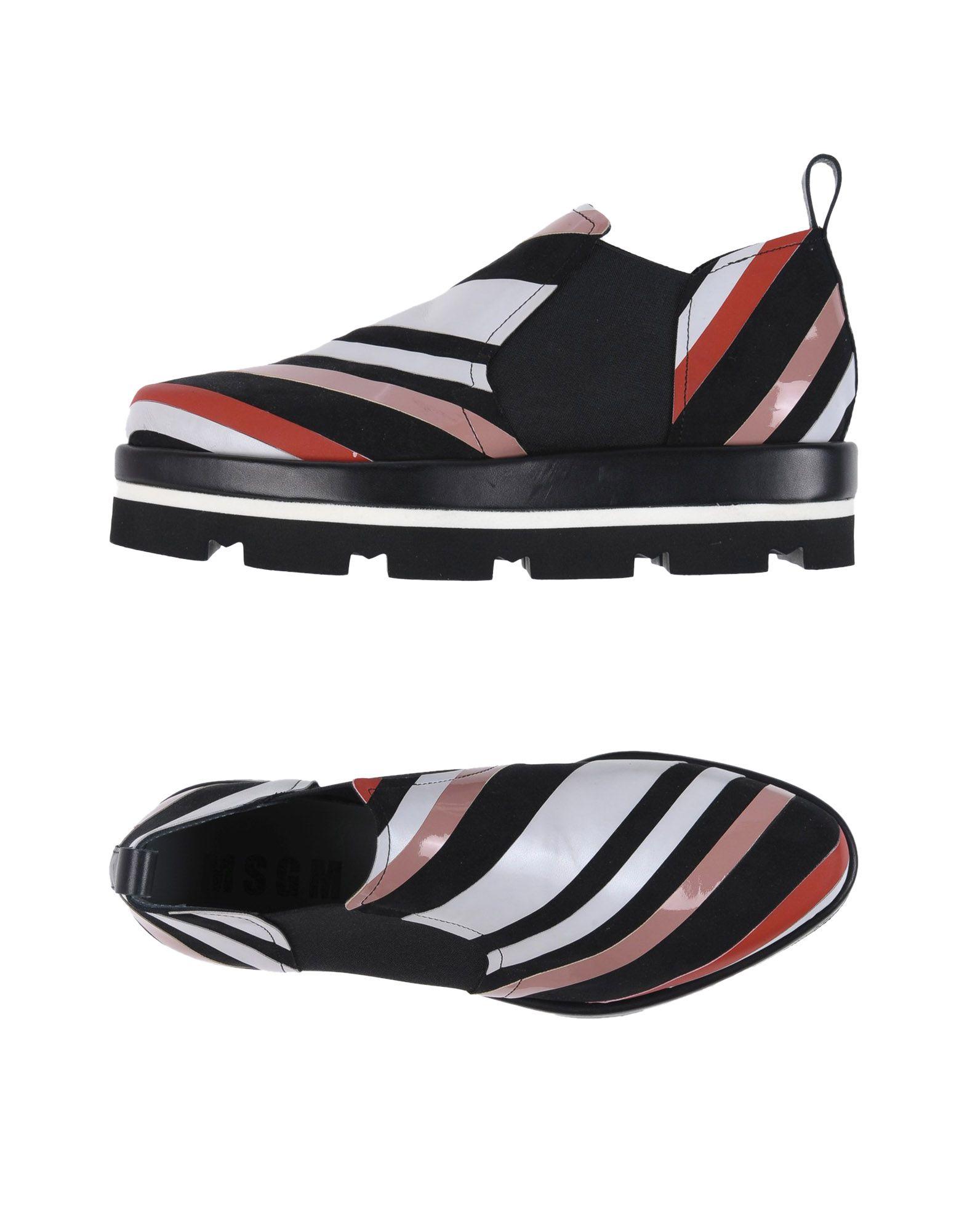 Stilvolle billige Schuhe Msgm Mokassins Damen  11254769XS