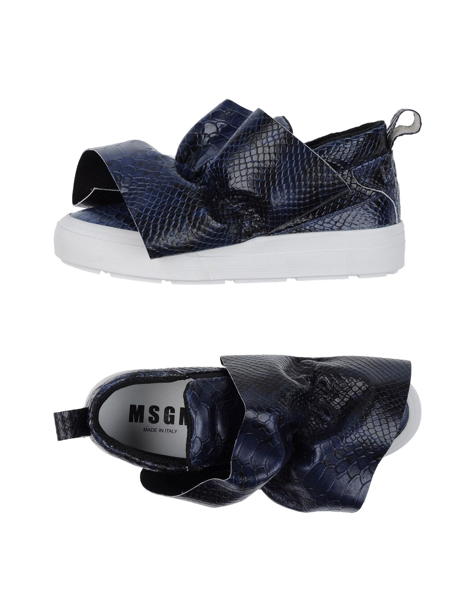 Haltbare Mode billige Schuhe Msgm Sneakers Damen  11254788MO Heiße Schuhe