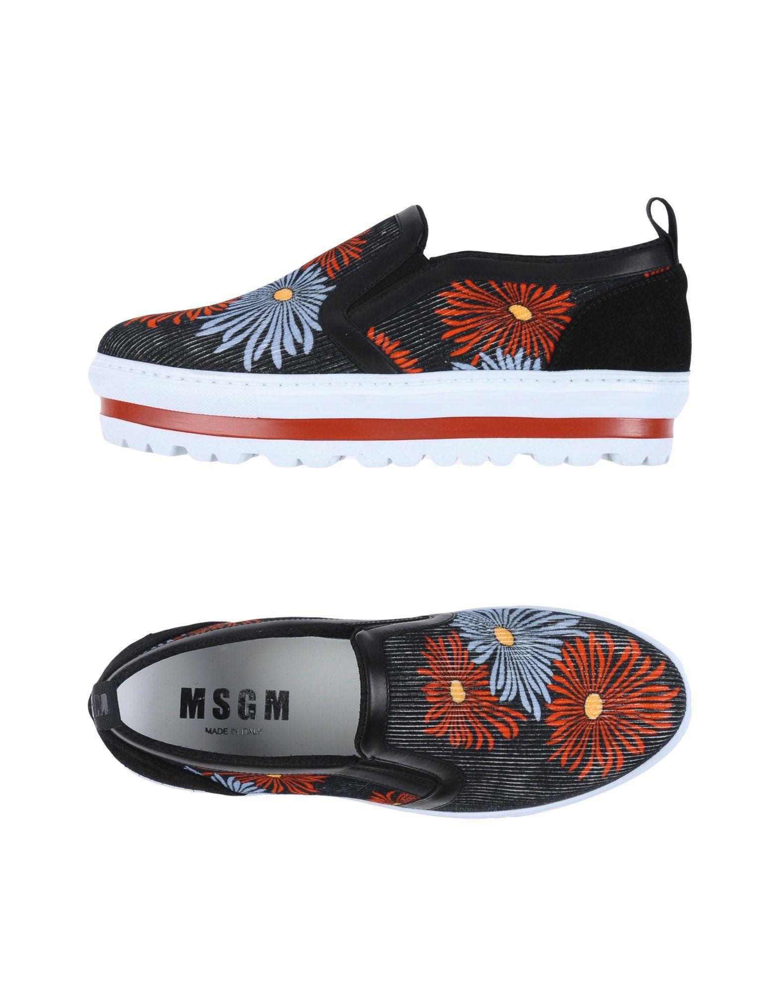 Msgm Sneakers - - - Women Msgm Sneakers online on  United Kingdom - 11254805GV 1cf04e