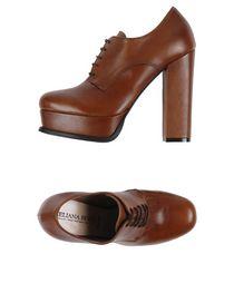 ELIANA BUCCI Chaussures à lacets femme. 00H34A7