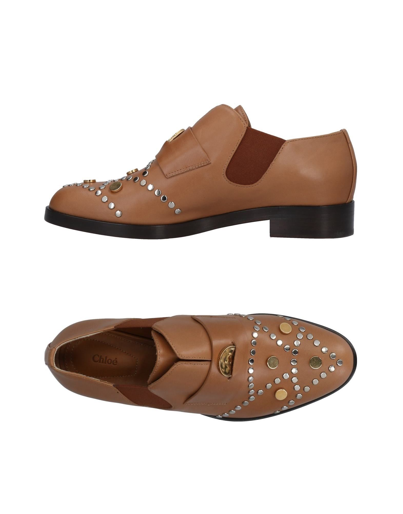 Chloé Loafers - Women Chloé Loafers - online on  Canada - Loafers 11254925AN e8446e