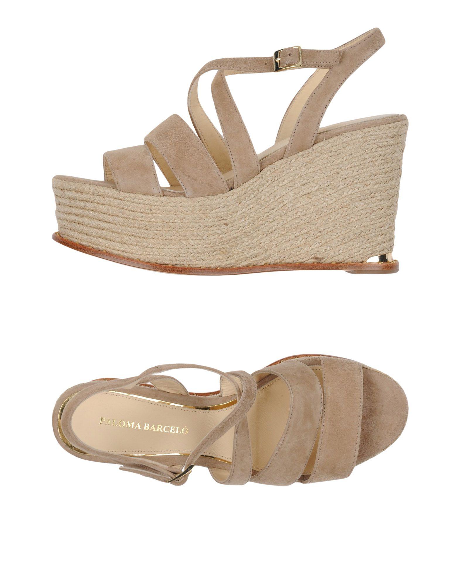 Paloma Barceló Sandalen Sandalen Barceló Damen  11255011UX Neue Schuhe 76c053