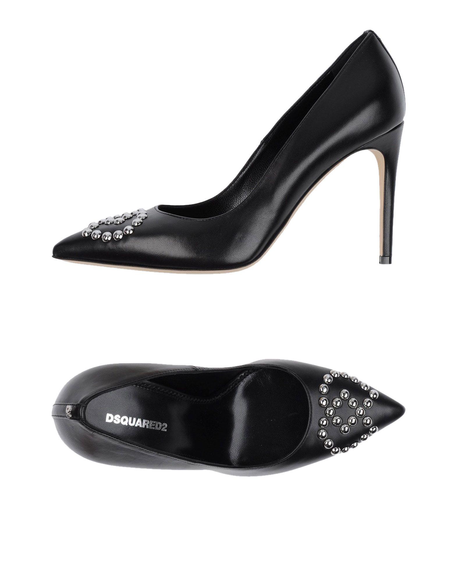 Dsquared2 Pumps Damen  11255089SQGünstige gut aussehende Schuhe