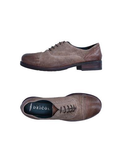Zapato De Cordones Fabbrica Deicolli Mujer - Zapatos - De Cordones Fabbrica Deicolli - Zapatos 11255095XT Caqui 1c9571