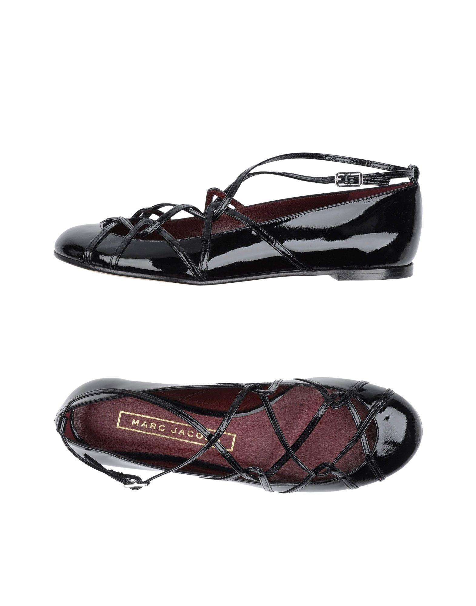 Rabatt Schuhe Marc Jacobs Ballerinas Damen  11255434JP