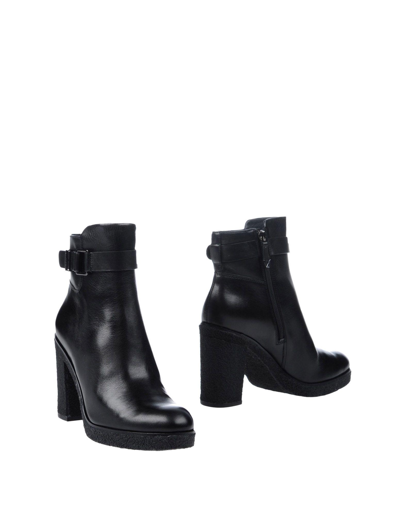 What For Stiefelette Damen  11255620RN Gute Qualität beliebte Schuhe