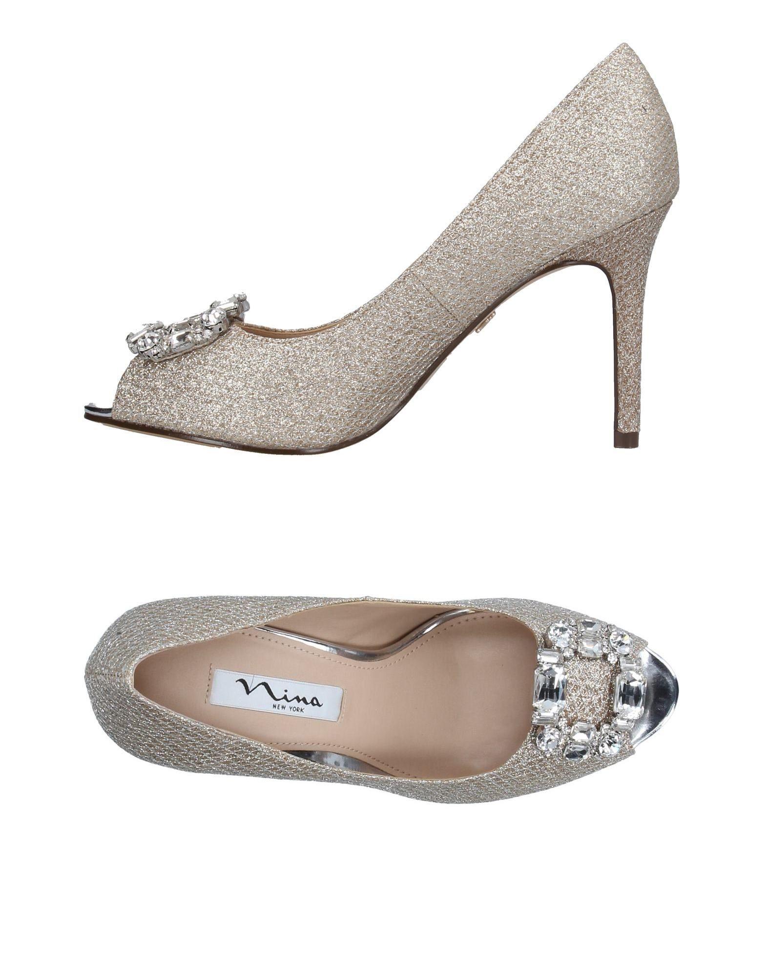 Nina New York Pumps Damen  11255711QH Gute Qualität beliebte Schuhe