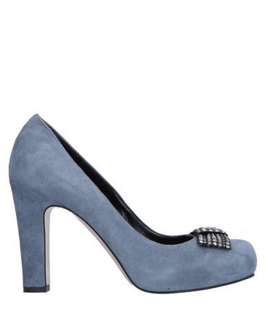 Zapatos especiales para hombres y mujeres Zapato De Salón Steve Madd Adoria Pump - Mujer - Salones Steve Madd- 11276572KO Azul francés
