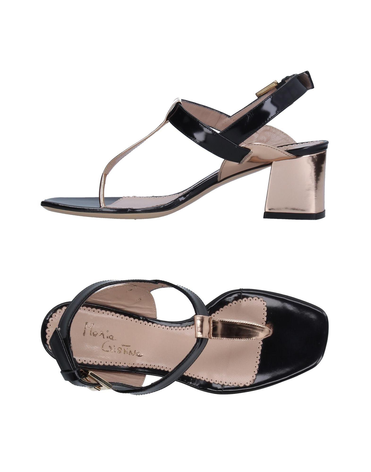 Stilvolle billige Schuhe Maria Cristina Dianetten Damen  11255832VI