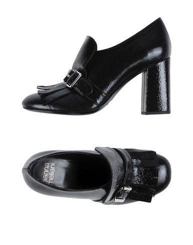 Zapatos cómodos y versátiles Mocasín Coliac Martina Mujer Grasselli Mujer Martina - Mocasines Coliac Martina Grasselli- 11340594VP Negro 7f9f0d