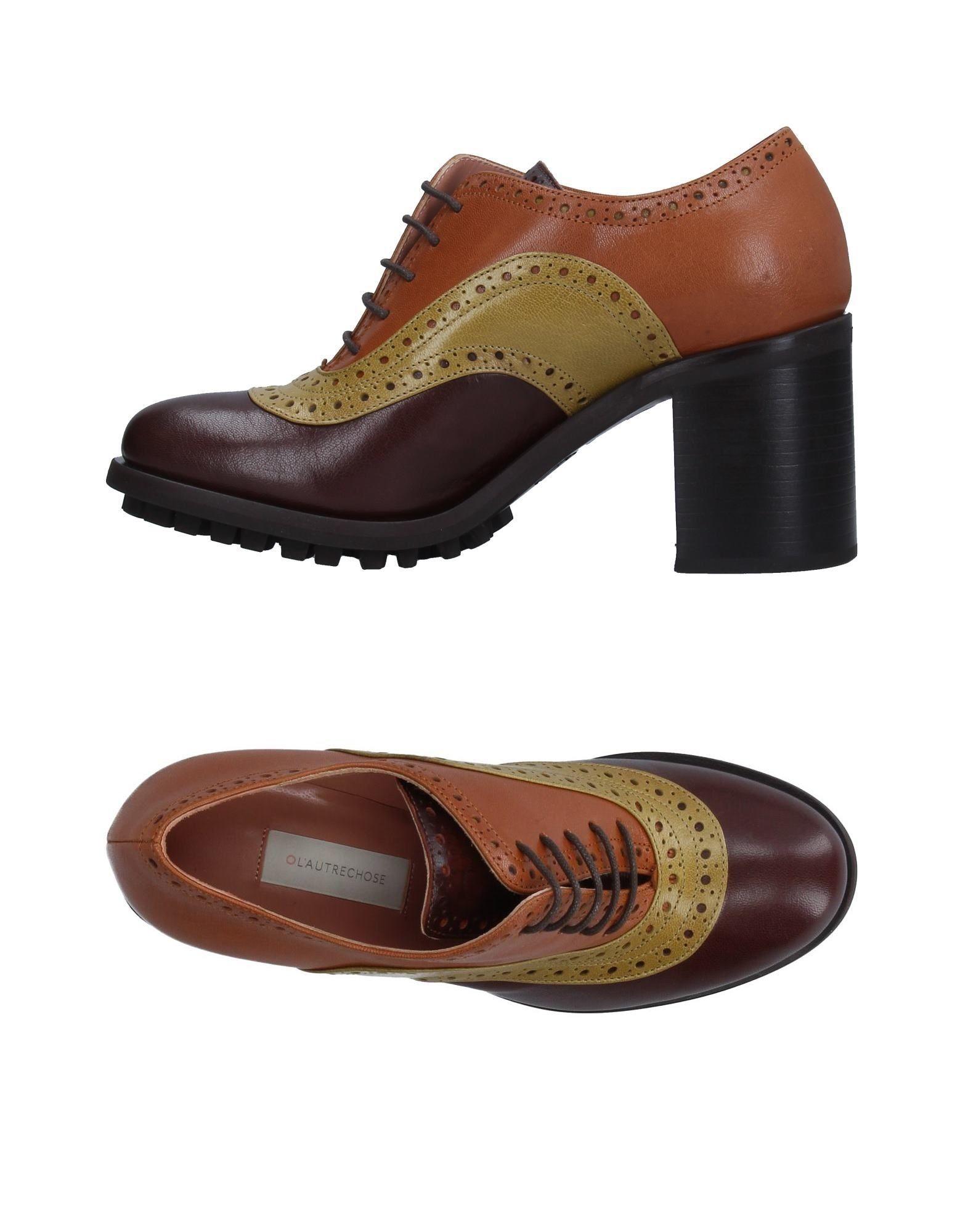 Stilvolle billige Schuhe L' Autre Chose Schnürschuhe Damen  11255957EP