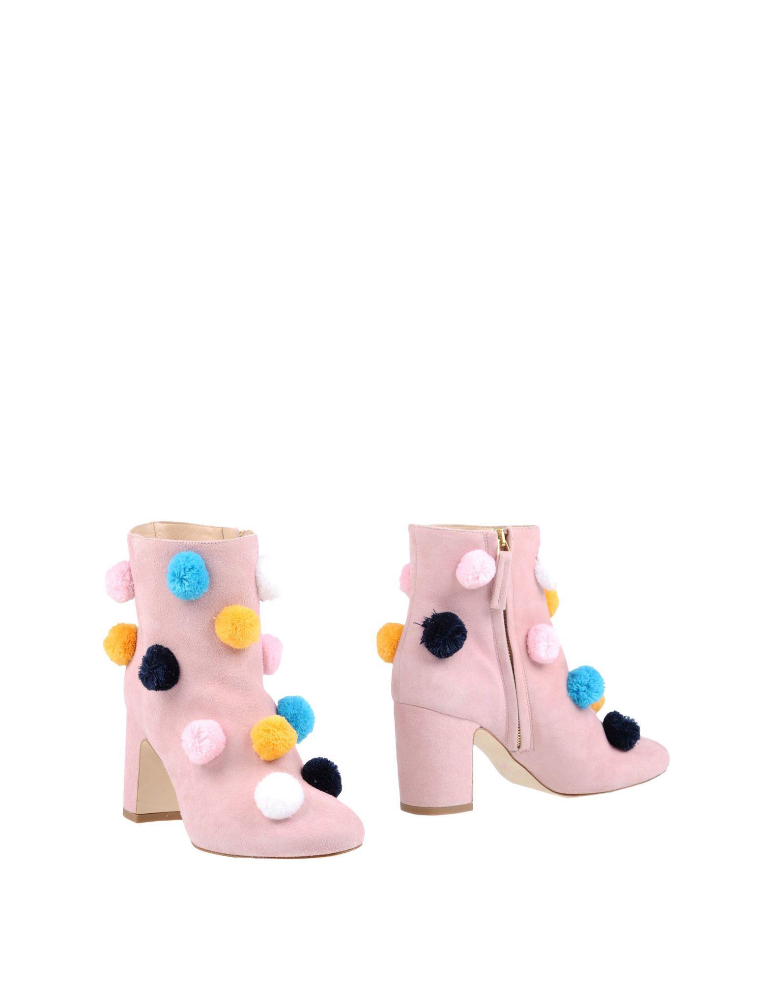 Polly Plume Stiefelette Damen  11255973DLGut aussehende strapazierfähige Schuhe