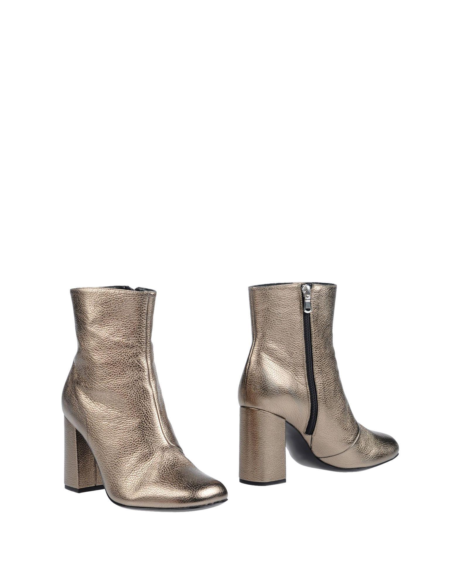 Gianna Meliani Neue Stiefelette Damen  11256147UL Neue Meliani Schuhe 35bbc7