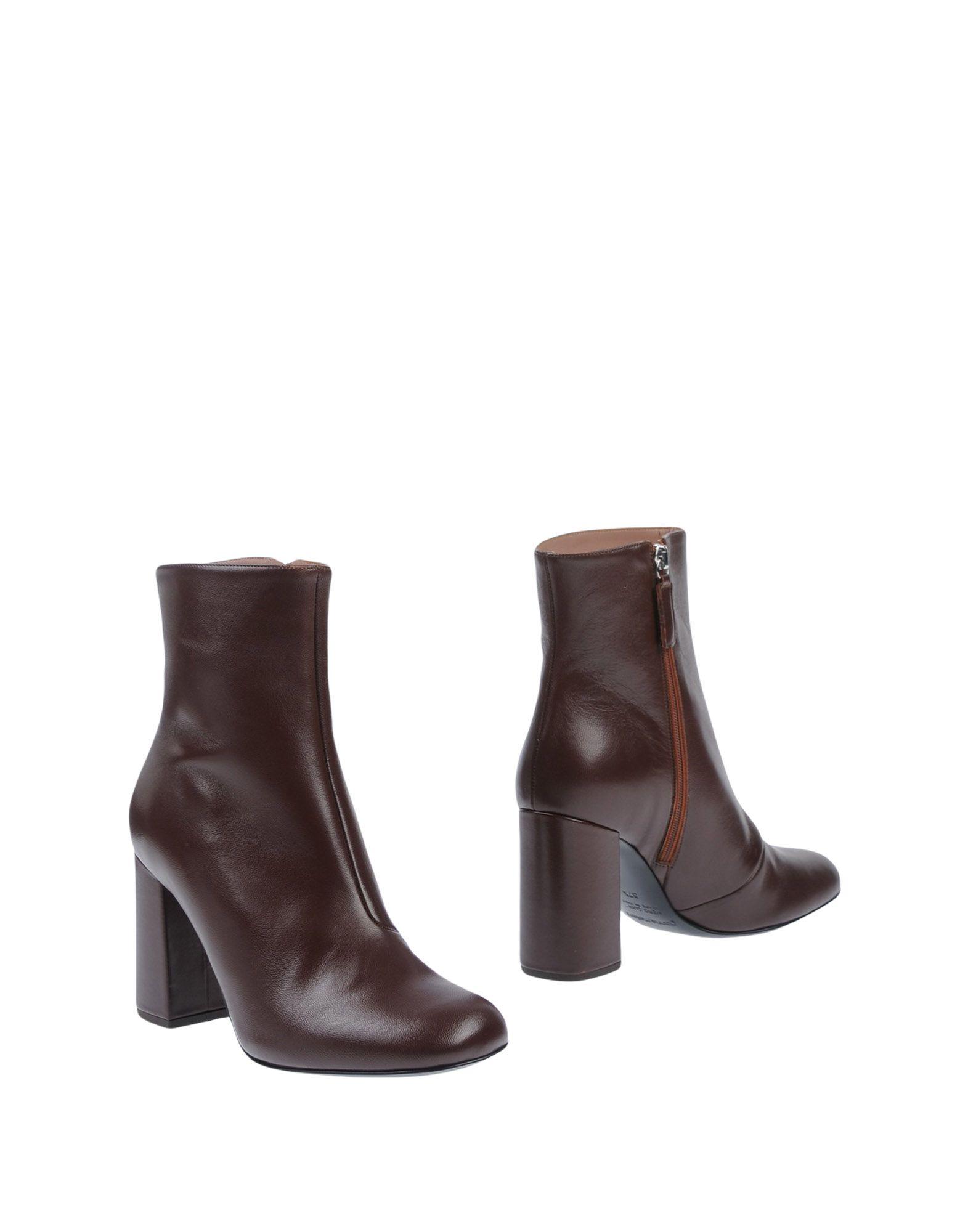 Rabatt Schuhe Gianna Meliani Stiefelette Damen  11256163NQ