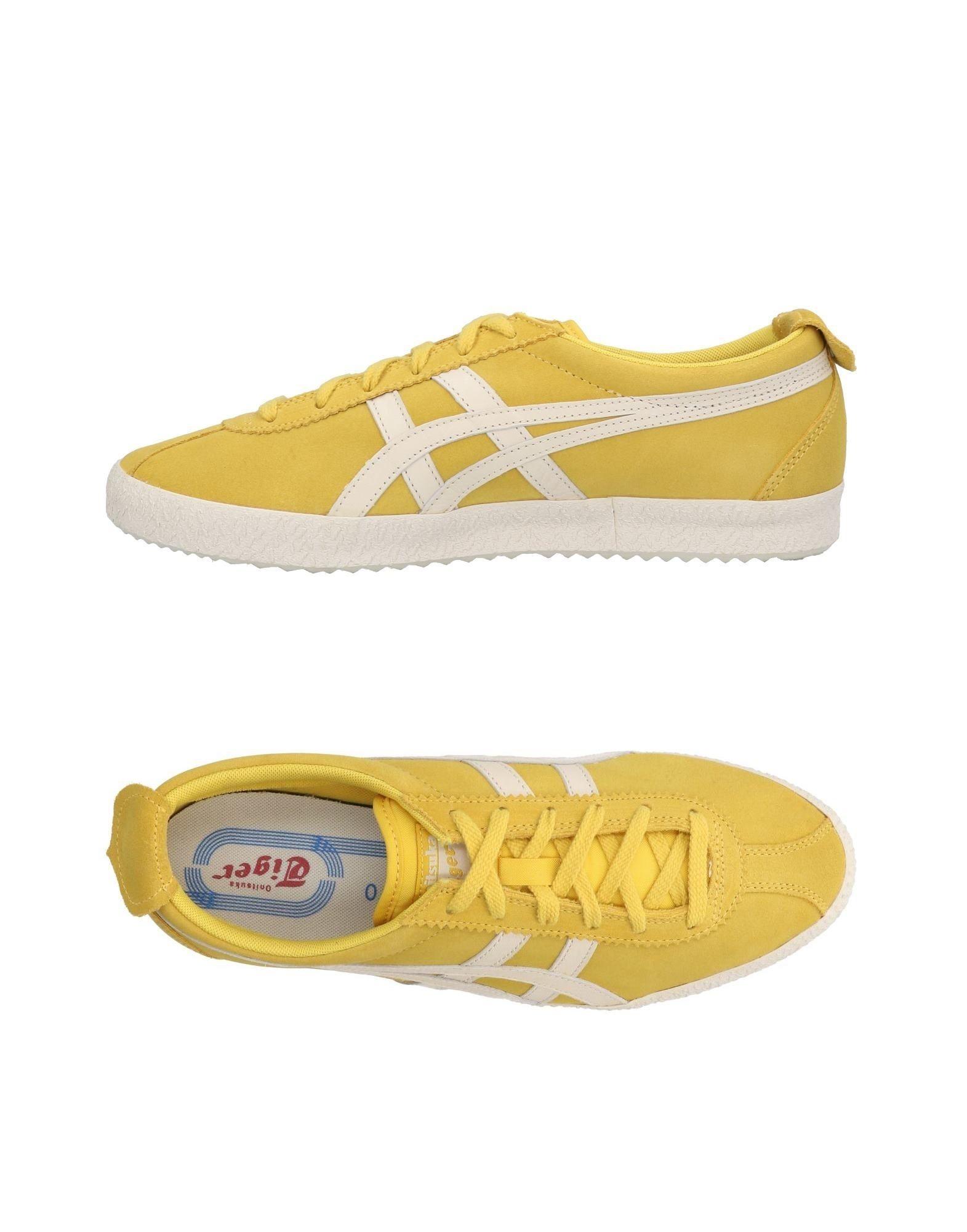 Rabatt echte Schuhe Onitsuka Tiger Sneakers Herren  11256176UF