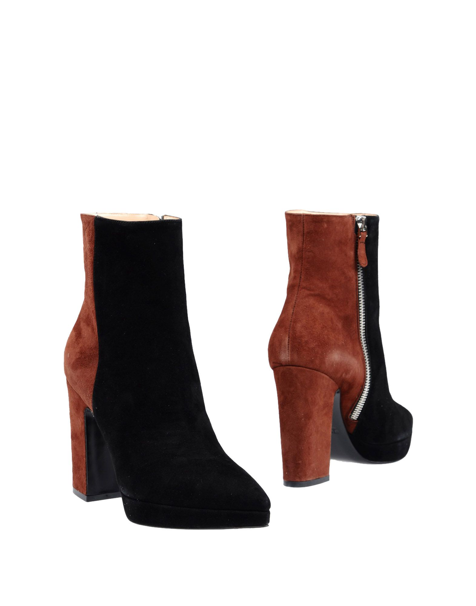 Stilvolle billige Schuhe Laure Chamorel Stiefelette Damen  11256306TG