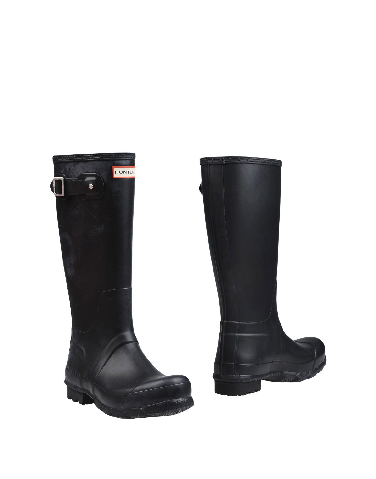Rabatt echte Schuhe Hunter  Stiefelette Herren  Hunter 11256692VN 0e6346