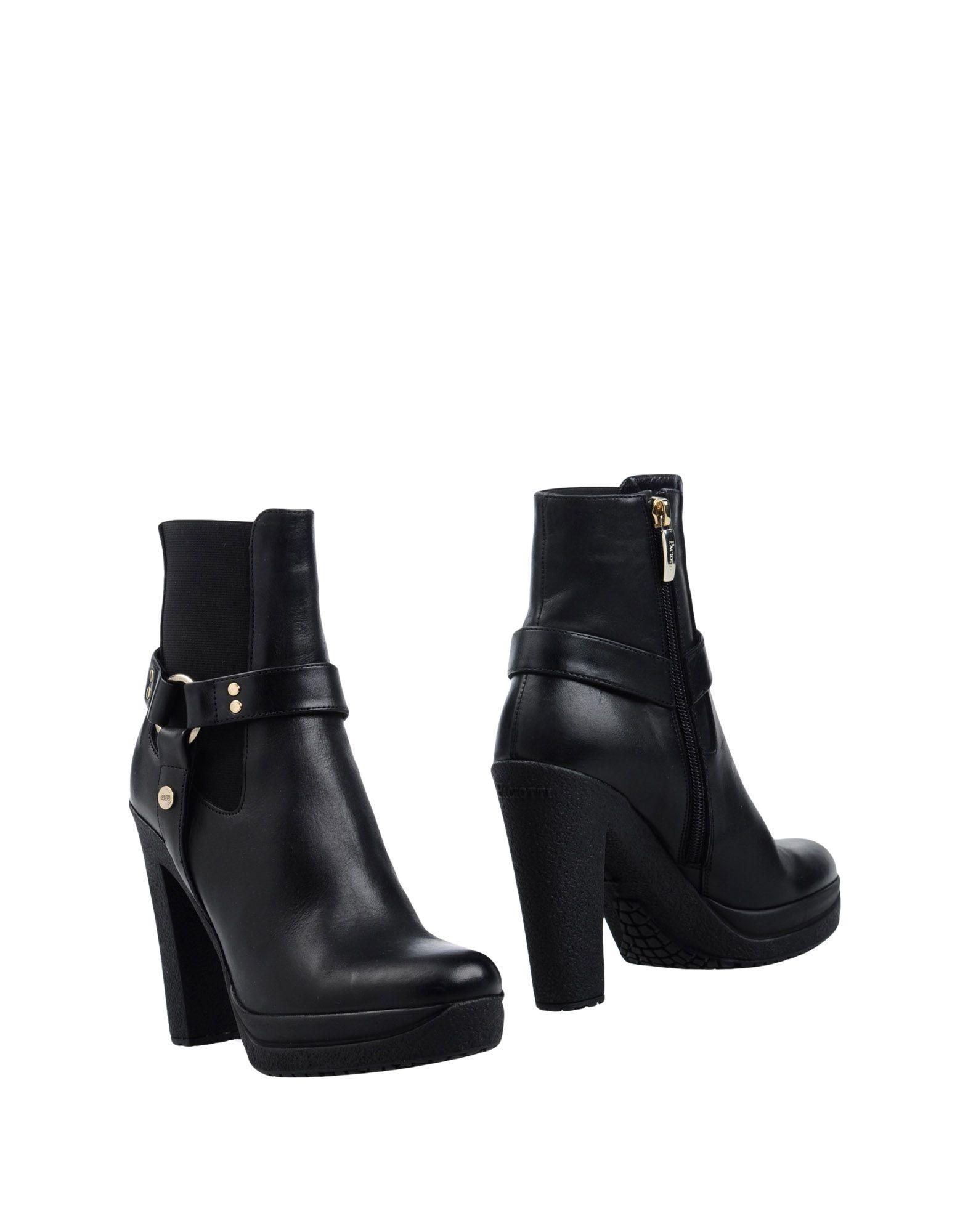 Cesare Paciotti 4Us aussehende Stiefelette Damen  11256855IVGut aussehende 4Us strapazierfähige Schuhe 2ee2a8