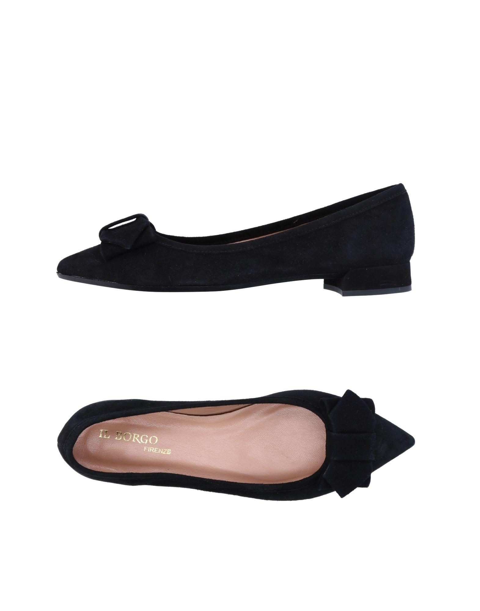 Il Borgo Firenze Ballerinas Damen  11256949AV Gute Qualität beliebte Schuhe