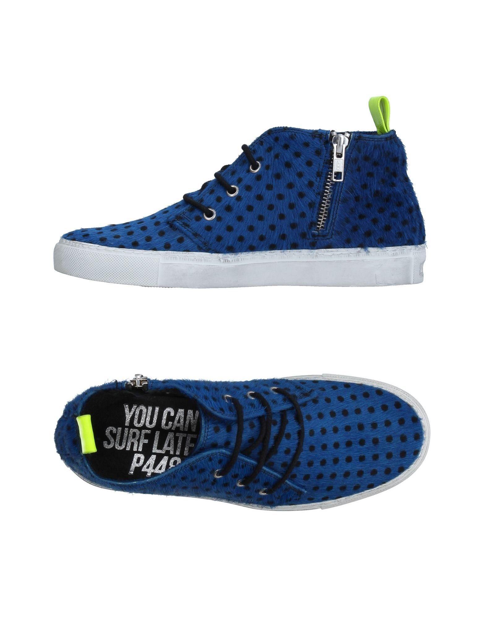 Moda Sneakers P448 Donna - - Donna 11257060JU 226e64