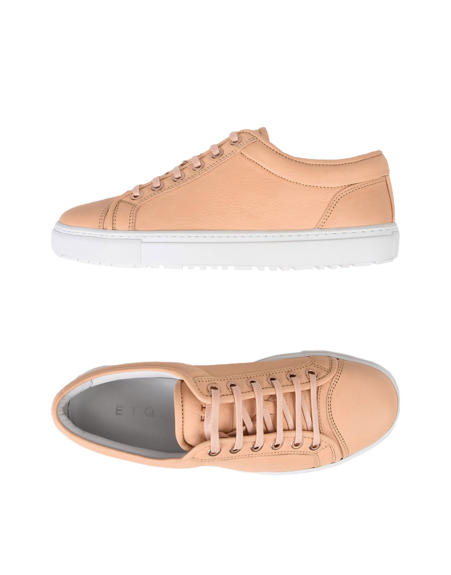 Sneakers Etq Amsterdam Low 1 Natural Vegetable Tanned - Donna - 11257154QD