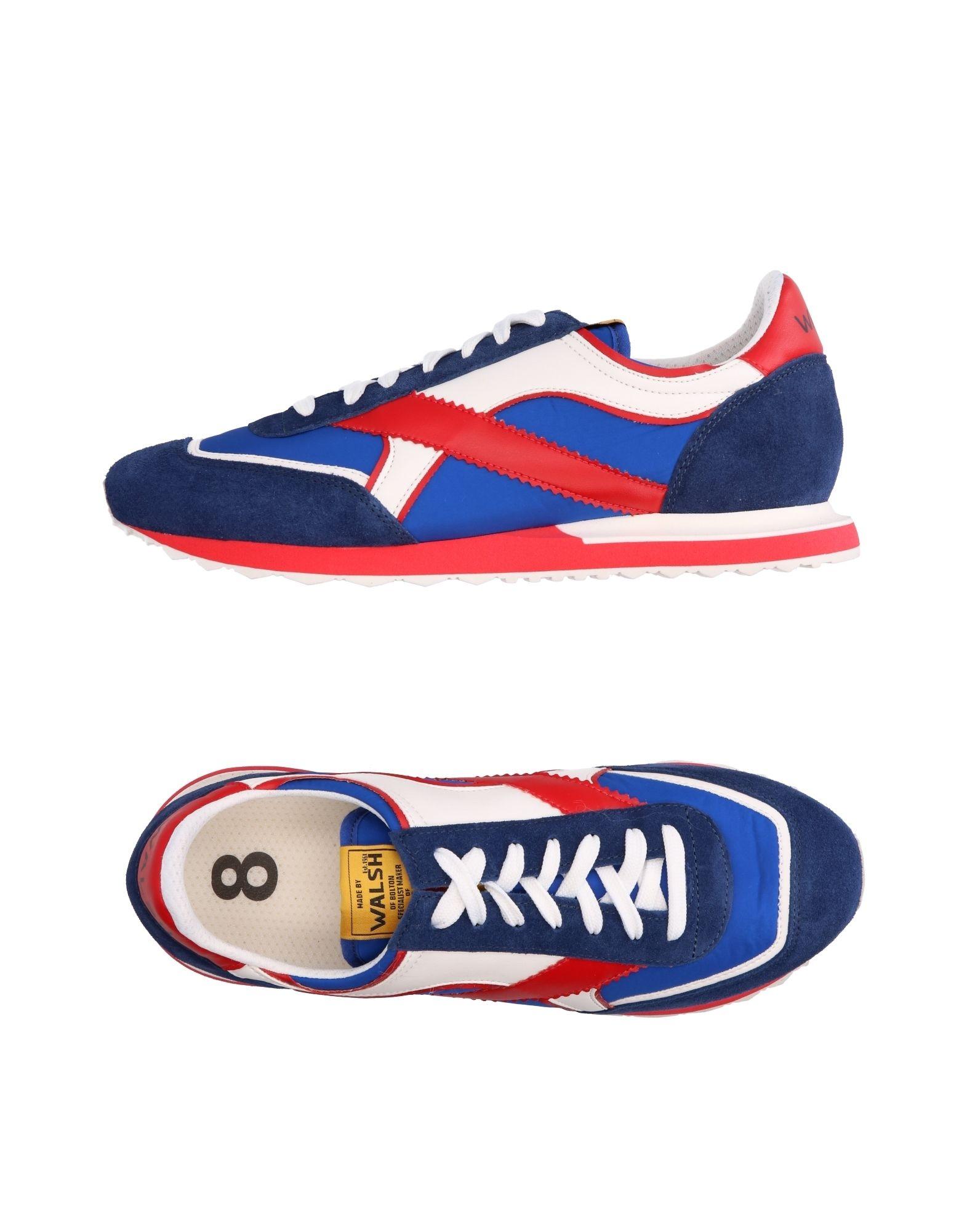 Rabatt echte Schuhe Walsh Sneakers Herren  11257159WF