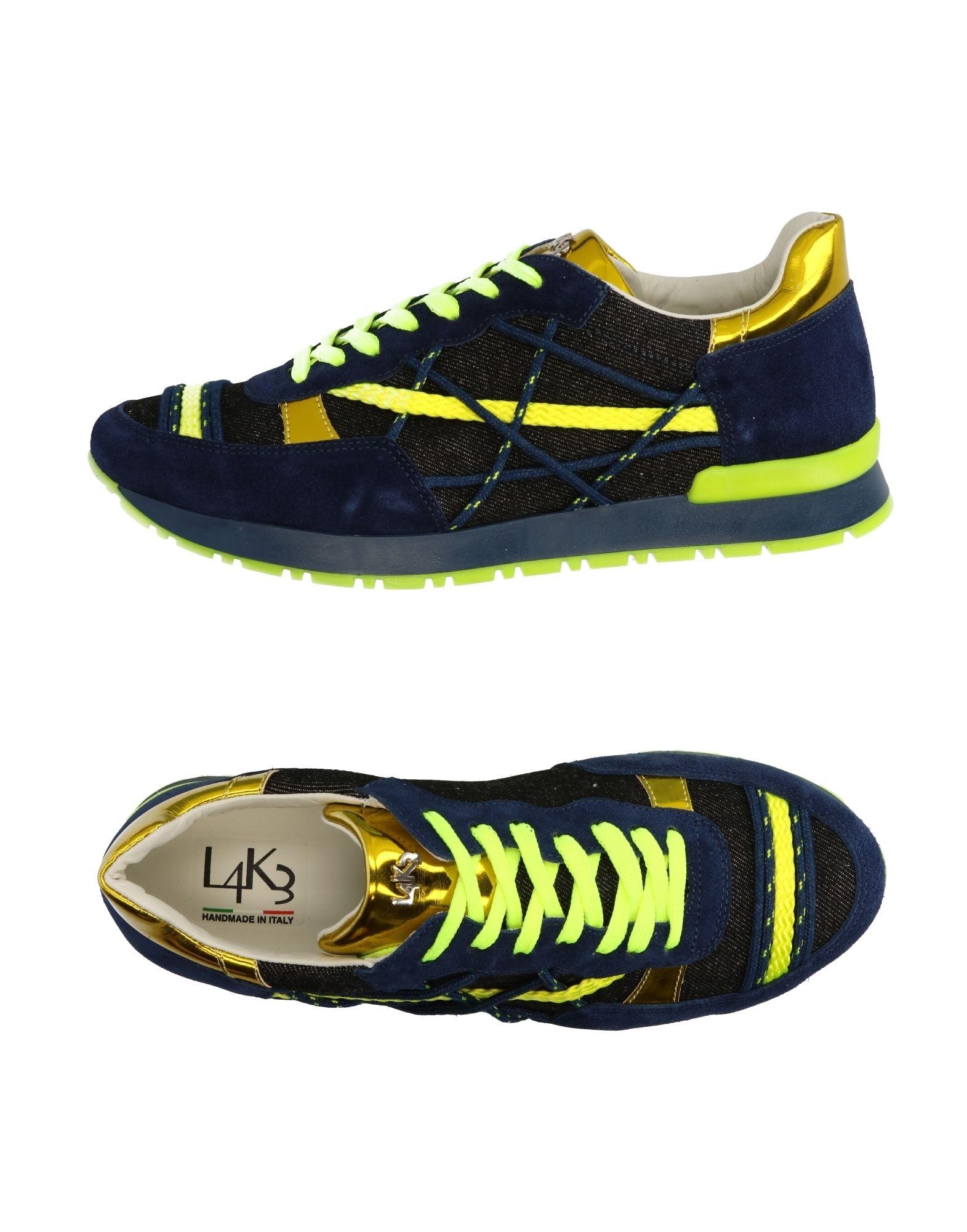 Sneakers L4k3 Homme - Sneakers L4k3  Bleu foncé Les chaussures les plus populaires pour les hommes et les femmes