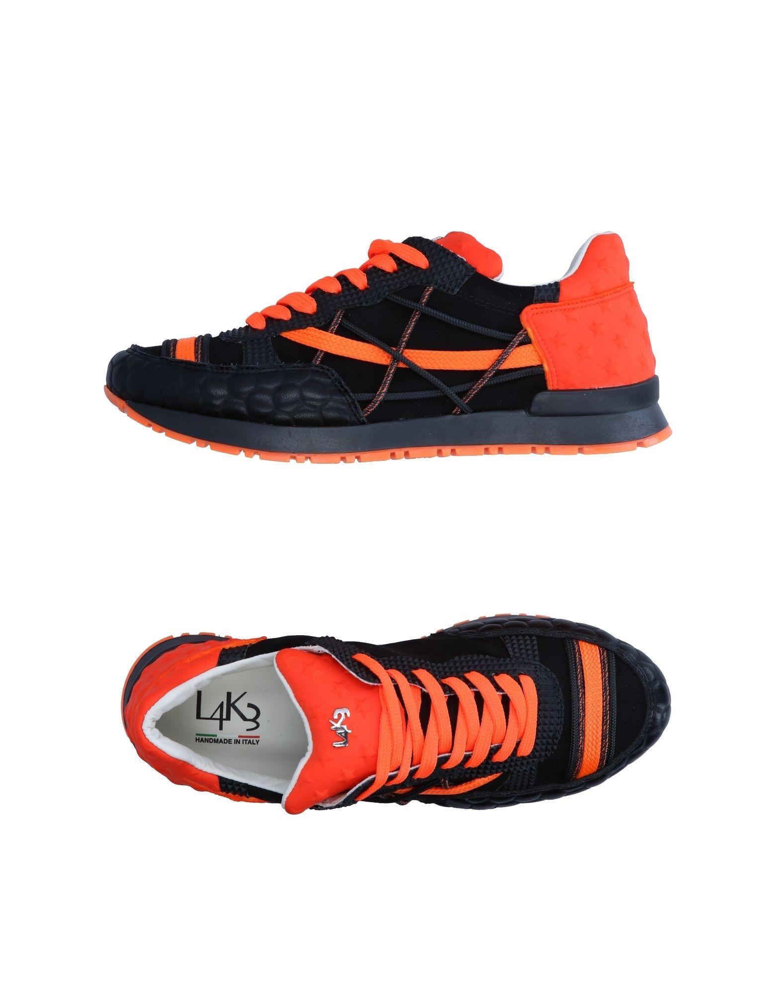 Rabatt echte Schuhe L4k3 Sneakers Herren  11257180LE