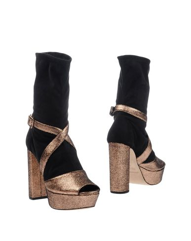 GIANNA MELIANI Ankle Boot in Copper