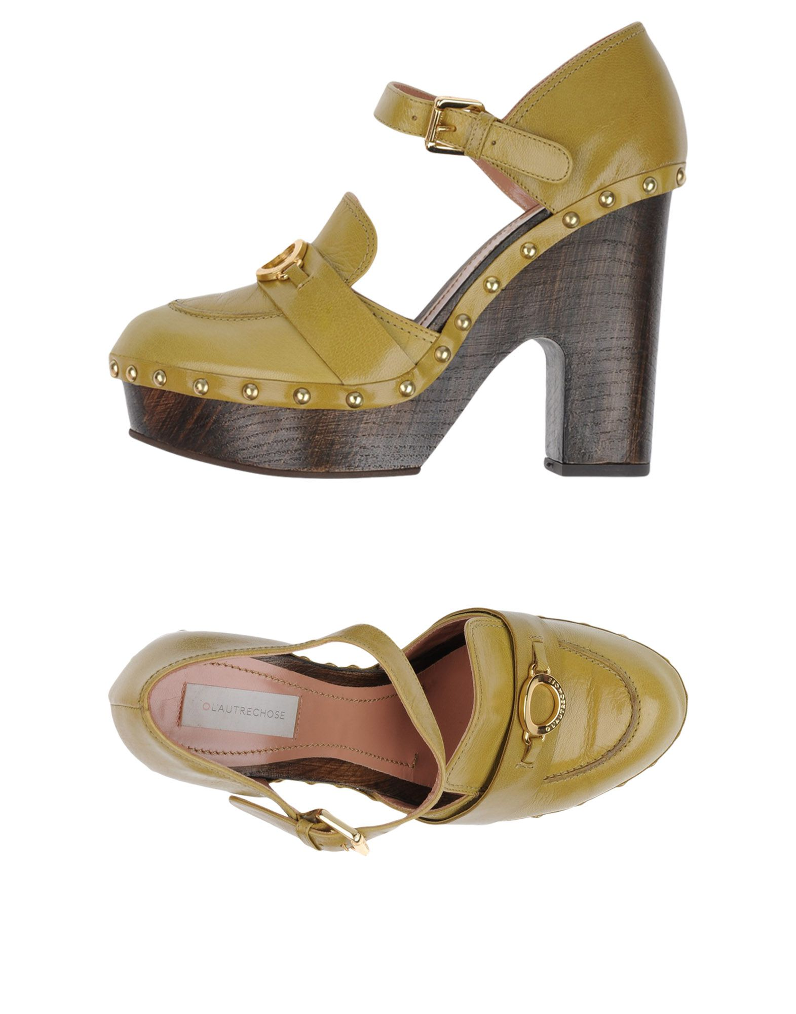 L' Autre Chose Loafers - Women L' Autre Chose Loafers Kingdom online on  United Kingdom Loafers - 11257662BN 1725b0