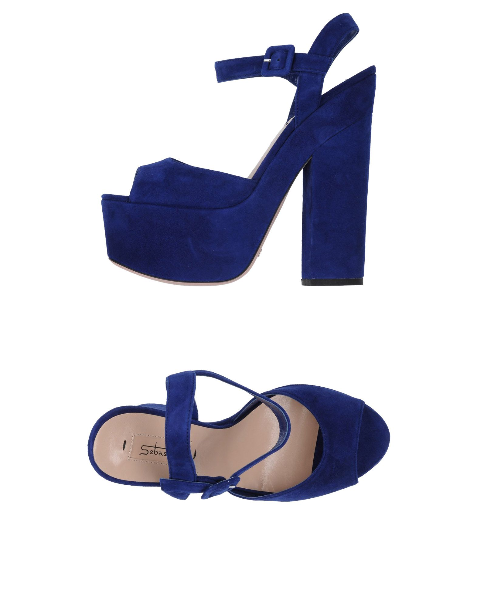 Stilvolle billige  Schuhe Sebastian Sandalen Damen  billige 11257780WC 13b5aa