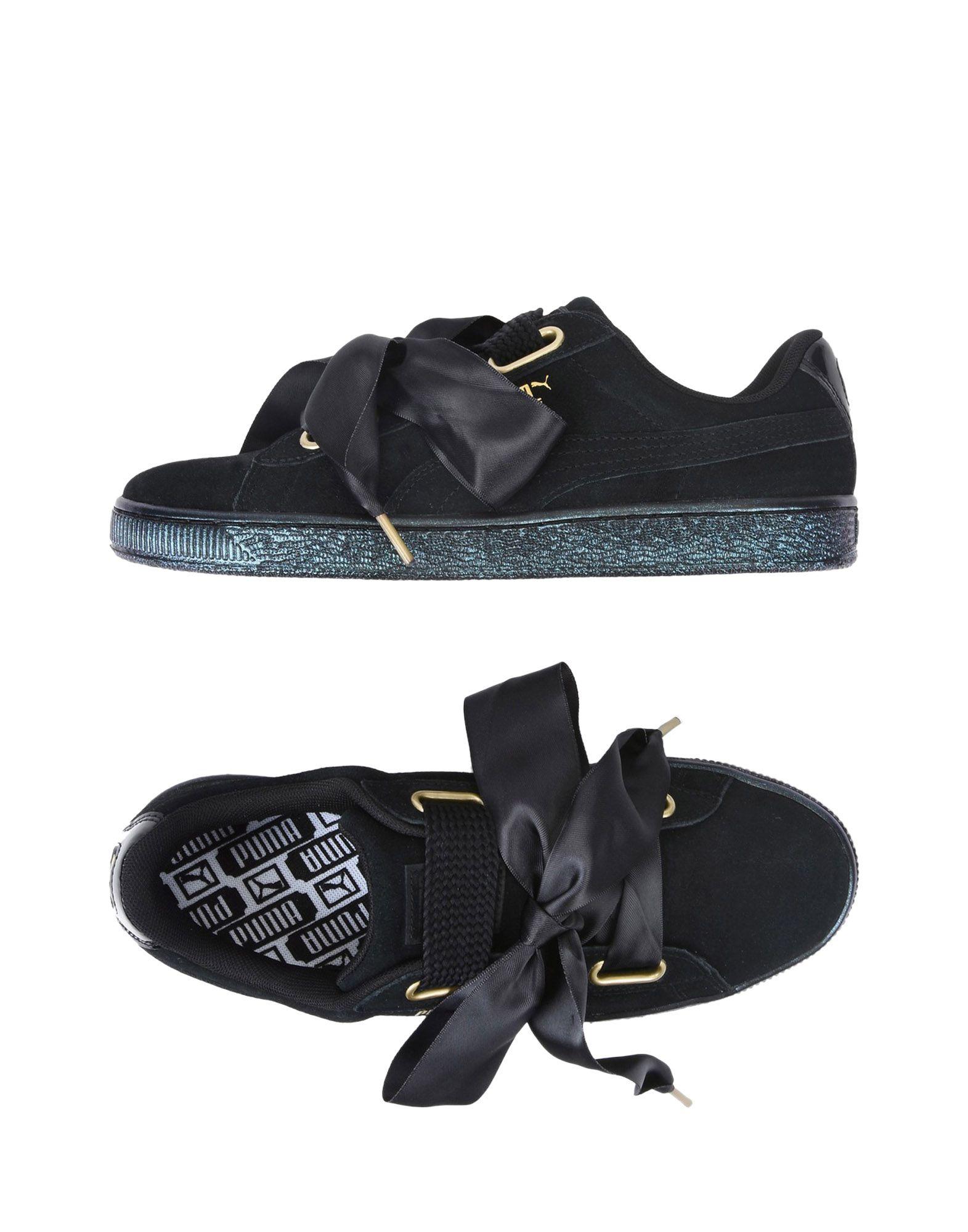Puma Suede Heart Satin Wn's  11257804LV Gute Qualität beliebte Schuhe
