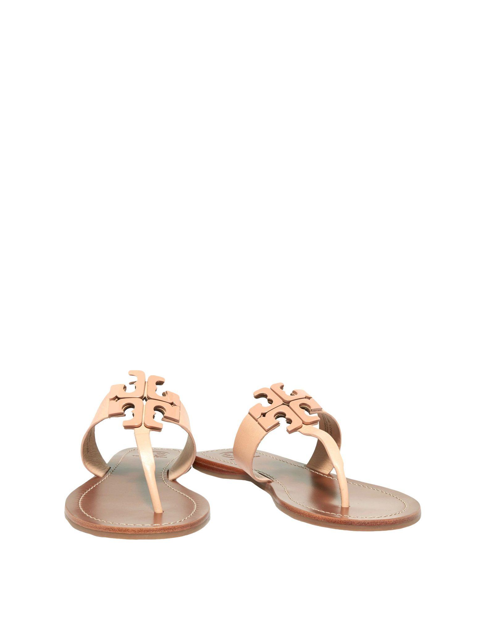 Stilvolle billige Schuhe Tory Burch Dianetten Damen  11257879IQ