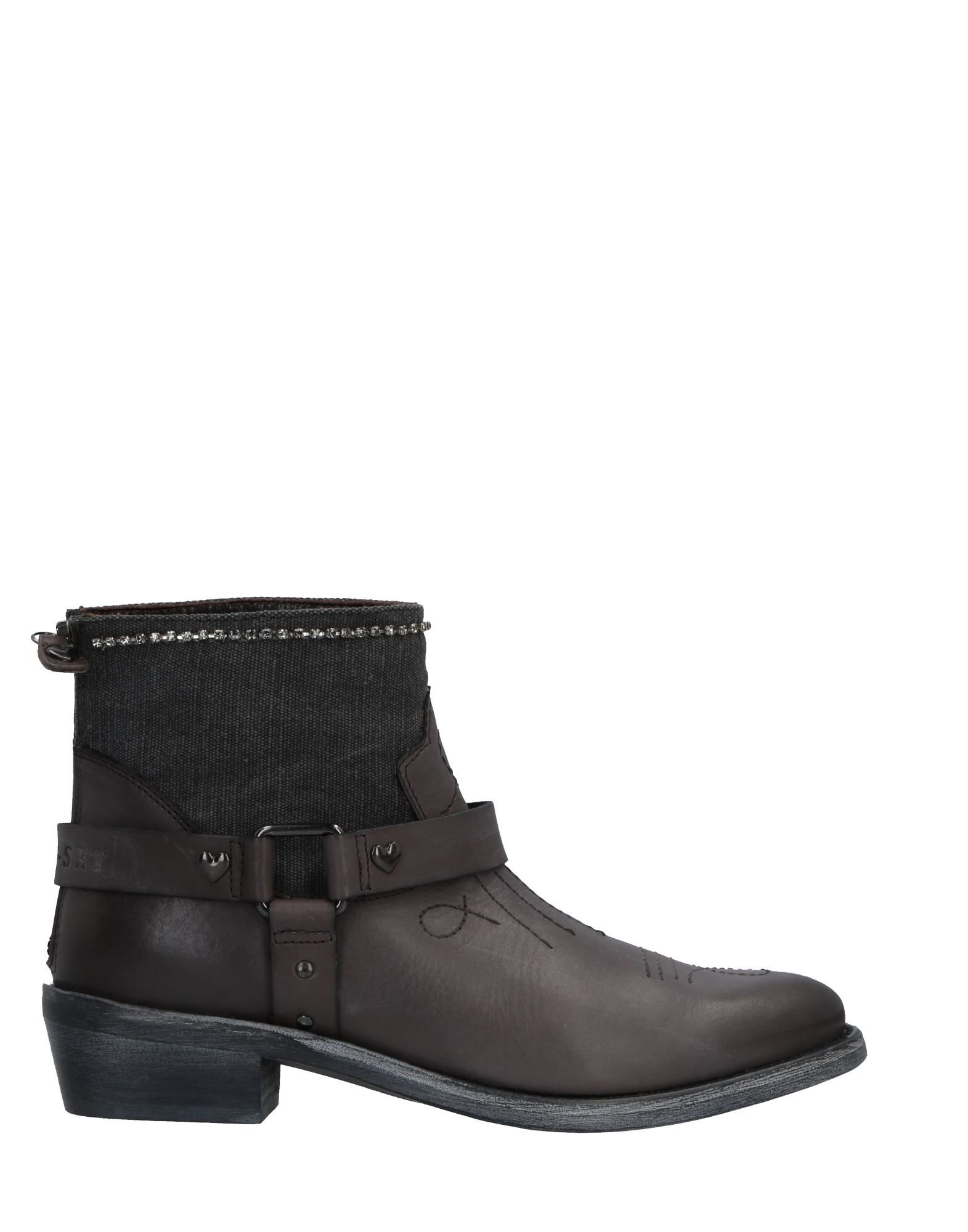 Twin-Set Simona Barbieri Ankle Simona Boot - Women Twin-Set Simona Ankle Barbieri Ankle Boots online on  Australia - 11257943OQ 7fb8ce