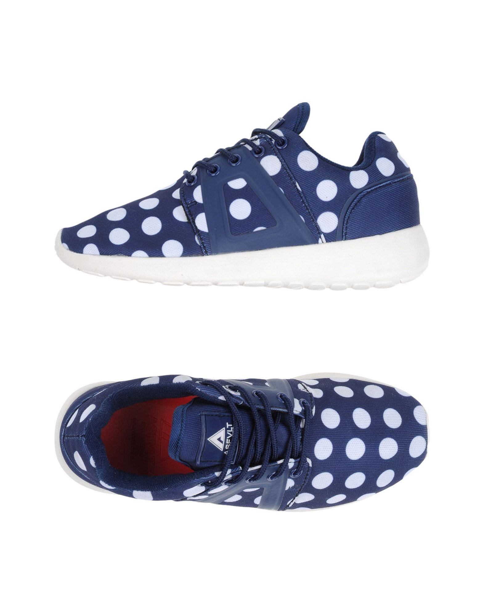 Günstige und modische Schuhe Asfvlt Sneakers Damen  11258609JT