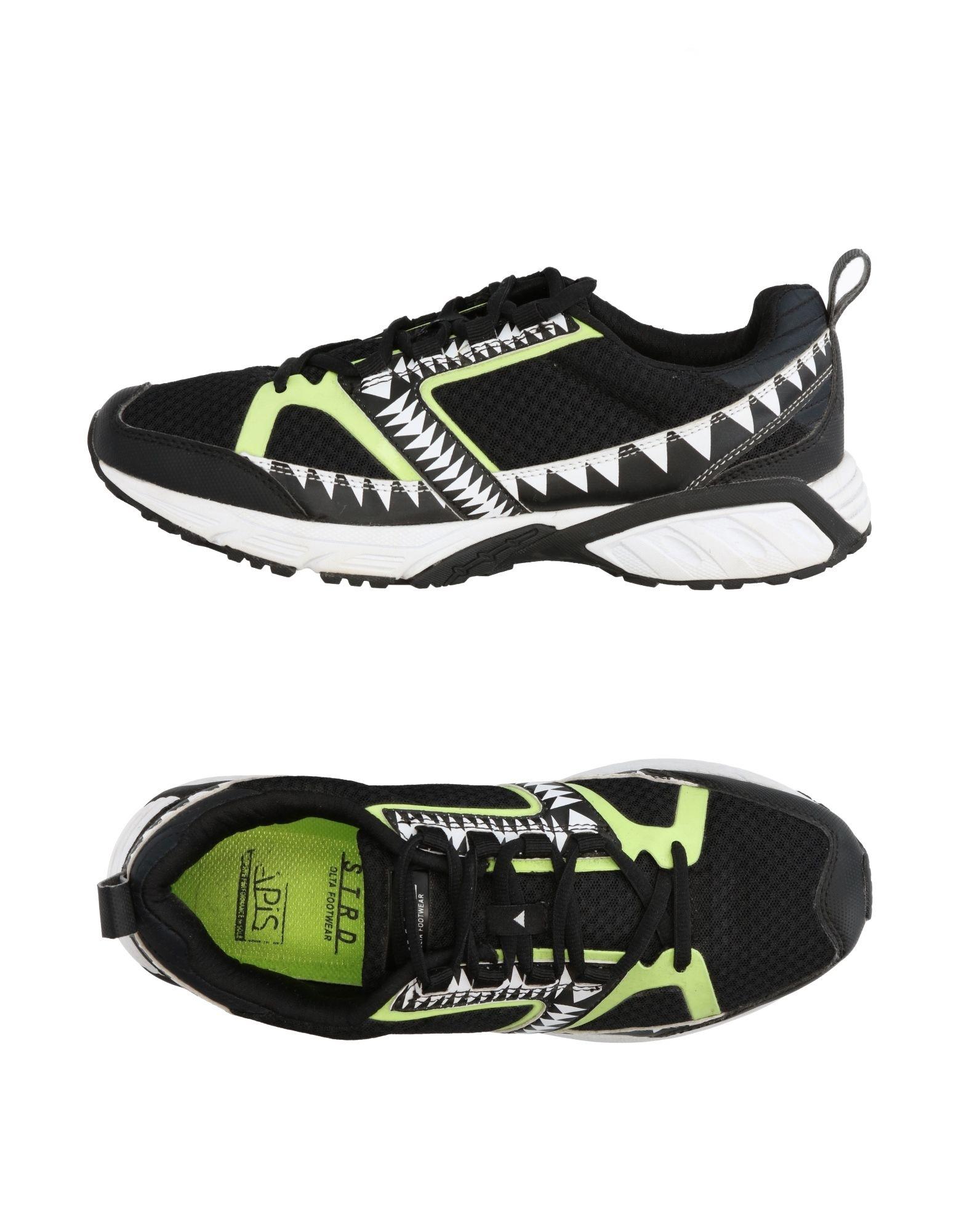 Zapatillas Strd By Volta Footwear Hombre - Zapatillas Strd By Volta Volta By Footwear  Negro 5118fb