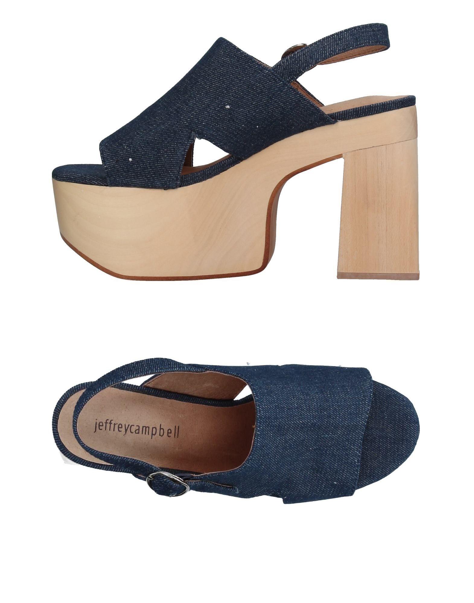 Jeffrey Campbell Sandalen Damen  11258737SH Gute Qualität beliebte Schuhe