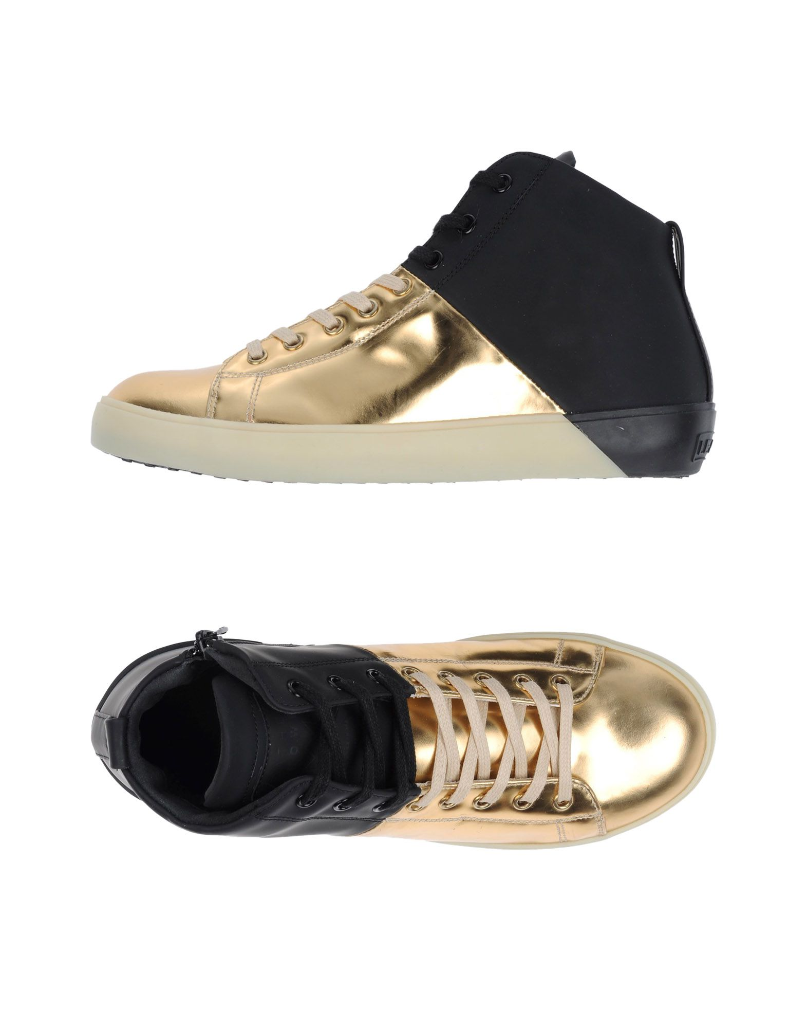 Leather Crown Sneakers Sneakers Sneakers - Women Leather Crown Sneakers online on  United Kingdom - 11259006QU c56a60