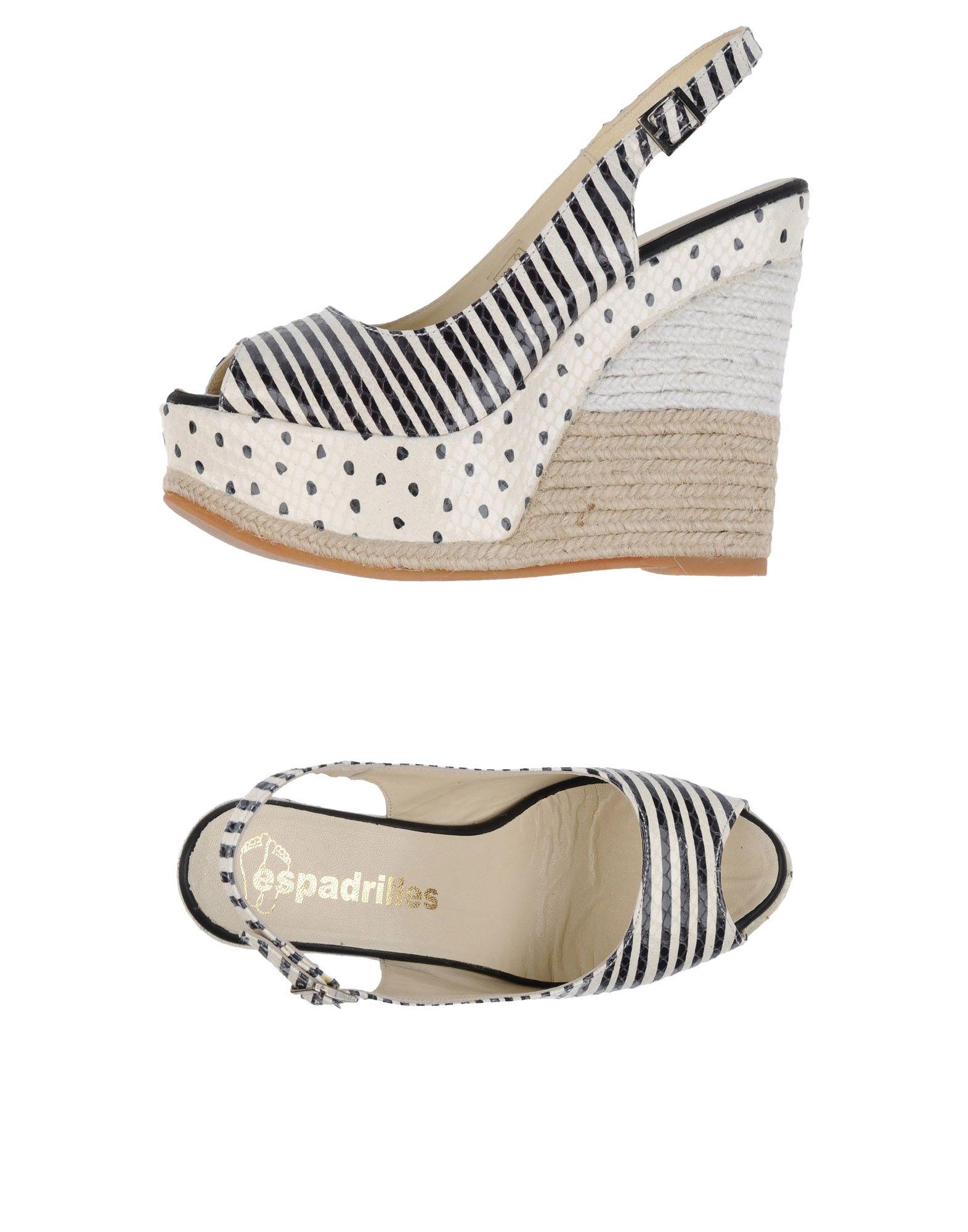 Sandali Espadrilles Donna - 11259143DN elegante