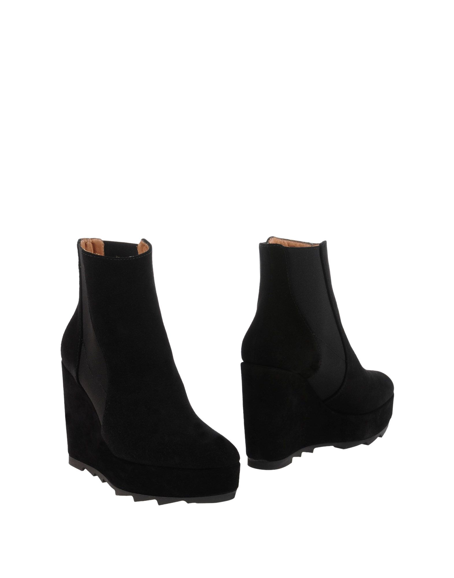 Stilvolle billige Schuhe Castañer Chelsea Boots Damen  11259151WX