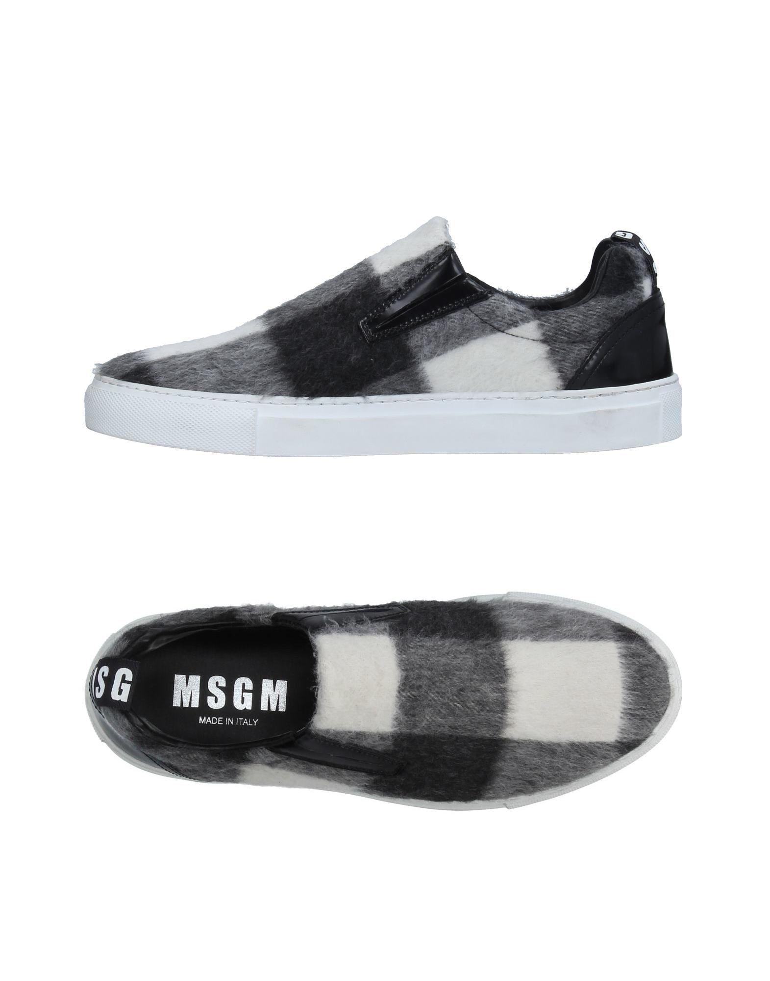 Msgm Sneakers Damen  11259230AAGut aussehende strapazierfähige Schuhe