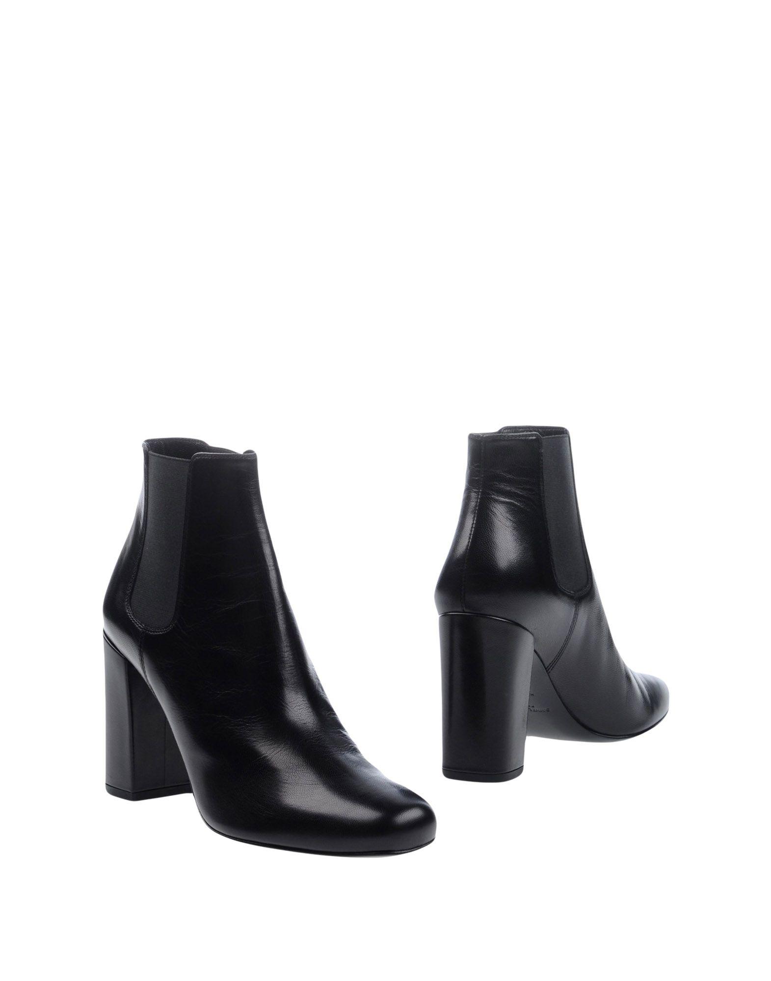 Saint Laurent Chelsea Boots Damen  11259491VJGünstige gut aussehende Schuhe