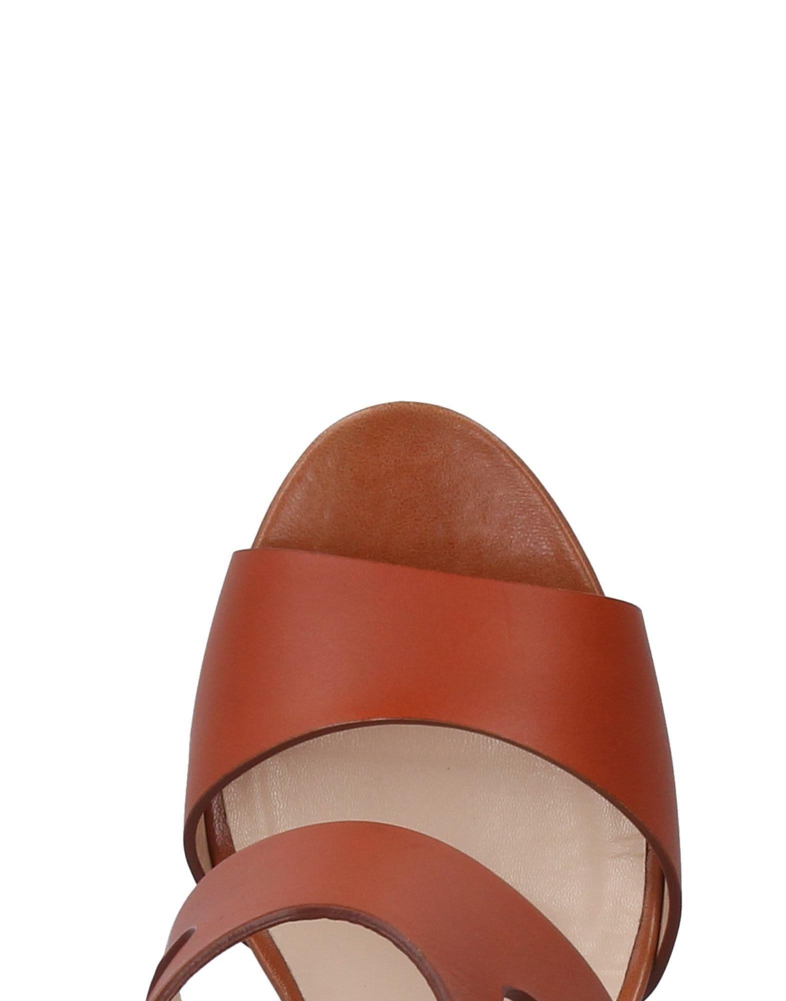 Stilvolle billige Schuhe Guido Sgariglia Sandalen Damen  11259515HC