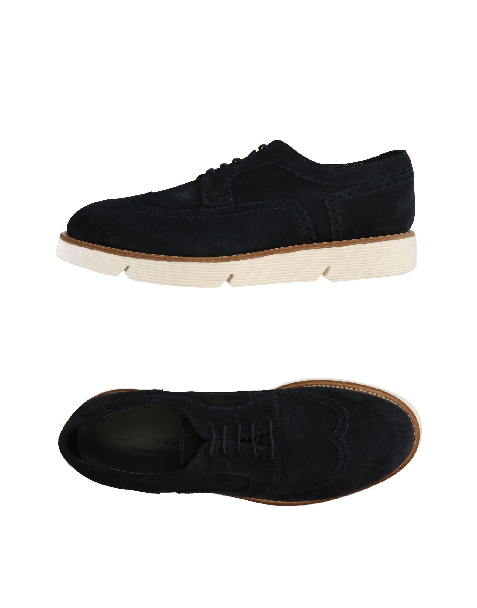 Rabatt echte Schuhe Alberto Guardiani Sneakers Herren  11259664TU