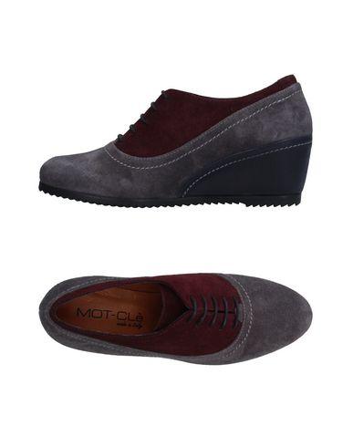clè Gris Chaussures Lacets À Mot 7qHwxPH